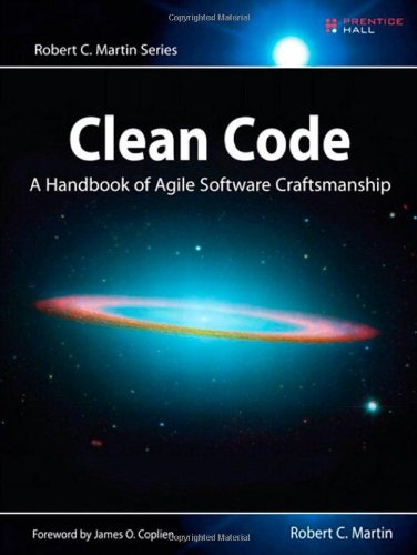 Clean Code Bookcover